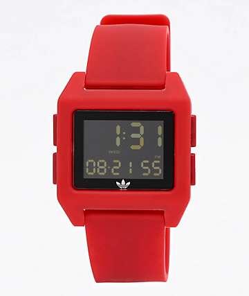adidas Archive SP1 Scarlet Digital Watch