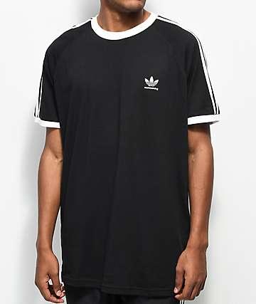 adidas California 2.0 camiseta negra
