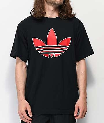 T shirt damski Adidas Trefoil Tee Black | After Shock.pl