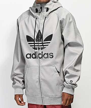 adidas Greely Grey Softshell Jacket
