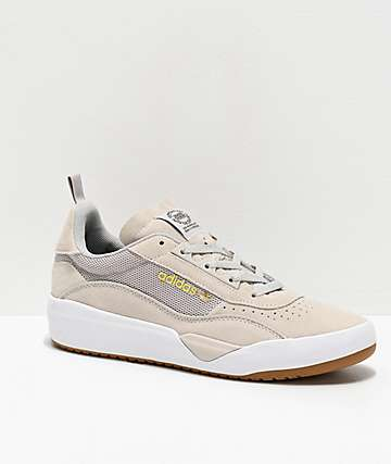 adidas Liberty Cup White, Gum & Gold Shoes