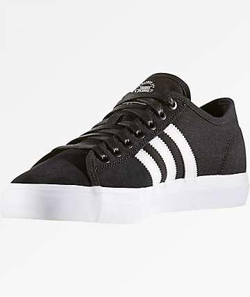 adidas Matchcourt RX Black & White Shoes