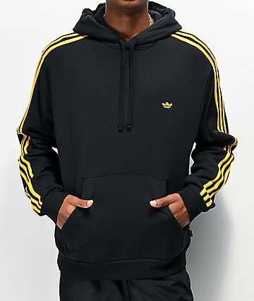 adidas Mini Shmoo Black & Gold Hoodie