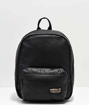 adidas National Compact Black Backpack