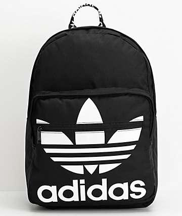 adidas Original Trefoil Pocket mochila negra