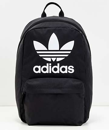adidas Originals Big Logo Black Backpack
