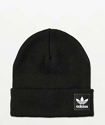 adidas Originals Grove Black Beanie