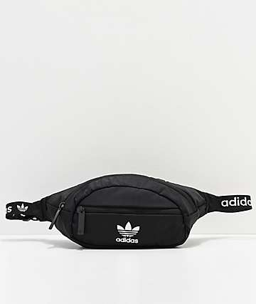 adidas Originals National Black Fanny Pack