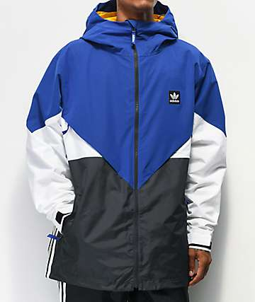 adidas Premiere Riding Blue 10K Snowboard Jacket