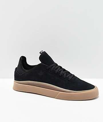adidas Sabalo Black & Gum Shoes