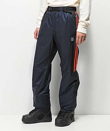 adidas Slopetrotter Black & Red 5K Snowboard Pants
