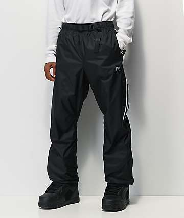 adidas Slopetrotter Black & White 5K Snowboard Pants