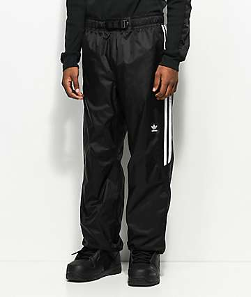 adidas Slopetrotter Black & White 5k Snowboarding Pants