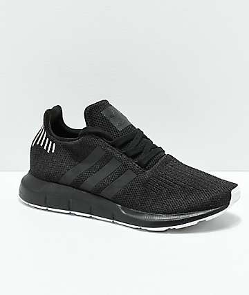 adidas Swift Black & Rose Gold Shoes