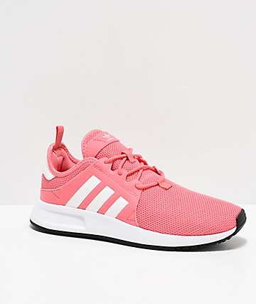 adidas X_PLR J Tactile Rose Shoes