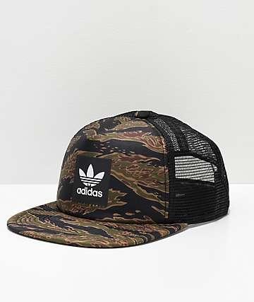 adidas gorra de camionero camuflada