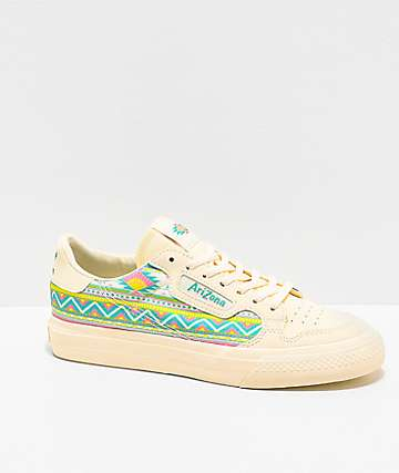 adidas x AriZona Tea Continental Vulc Lemon Cream Shoes