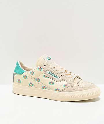 adidas x AriZona Tea Continental Vulc Lemon Shoes