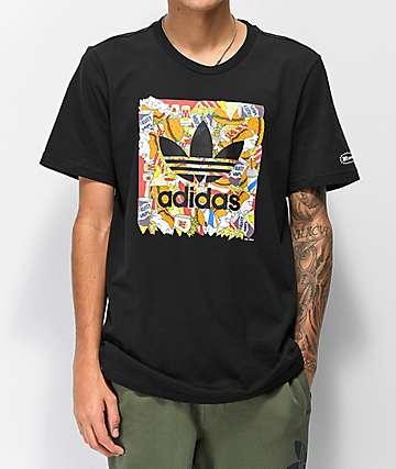 adidas x Beavis & Butthead Black T-Shirt