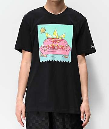 adidas x Beavis & Butthead Couch Black T-Shirt