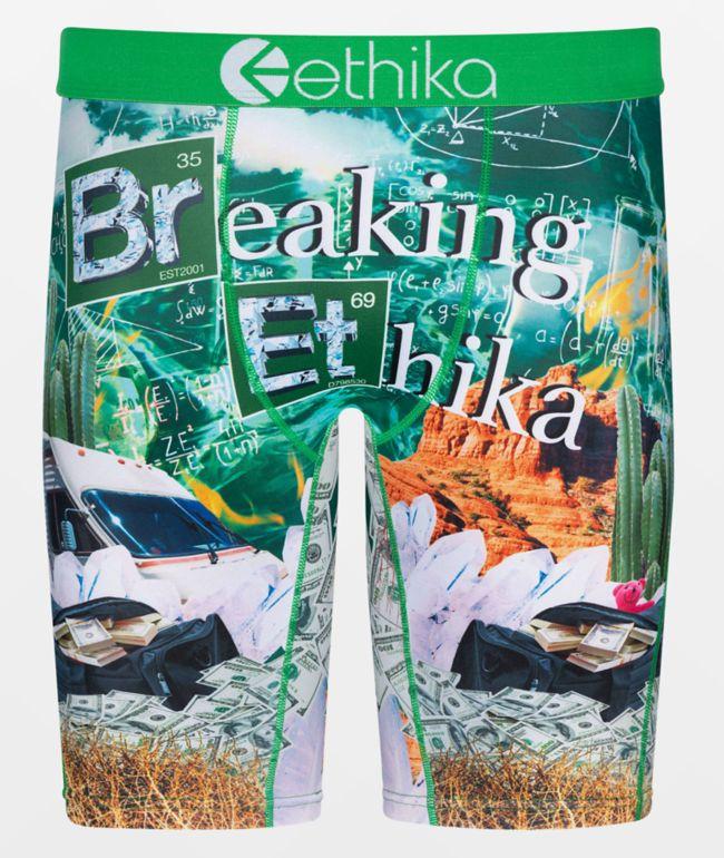 Ethika Breaking Boxer Briefs