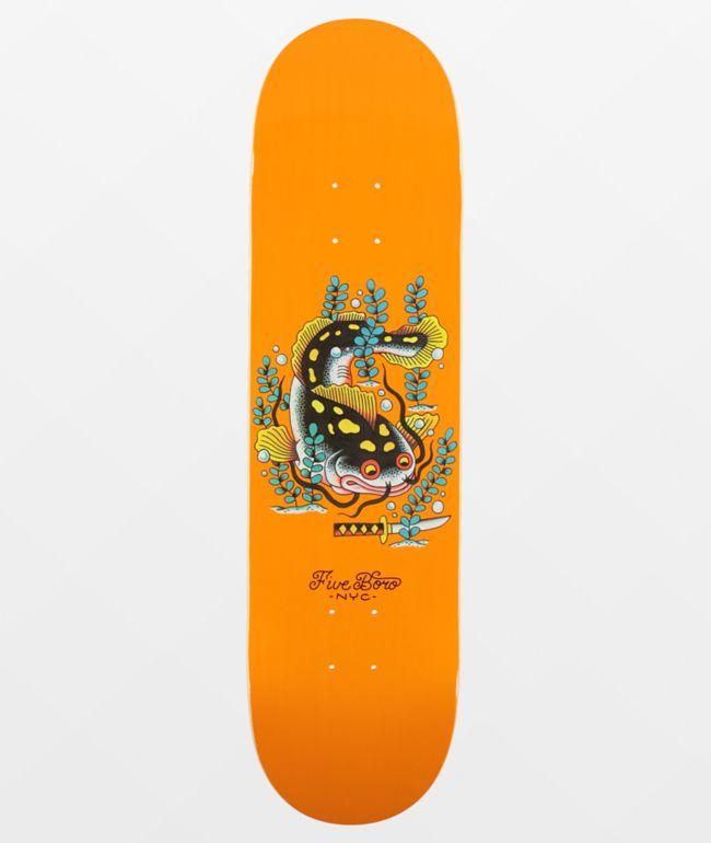 """5Boro Brooklyn Catfish 8.25"""" Skateboard Deck"""