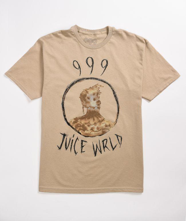 999 Club Scribble Tan T-Shirt