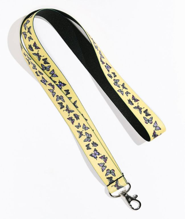 A-Lab Butterfly Lanyard