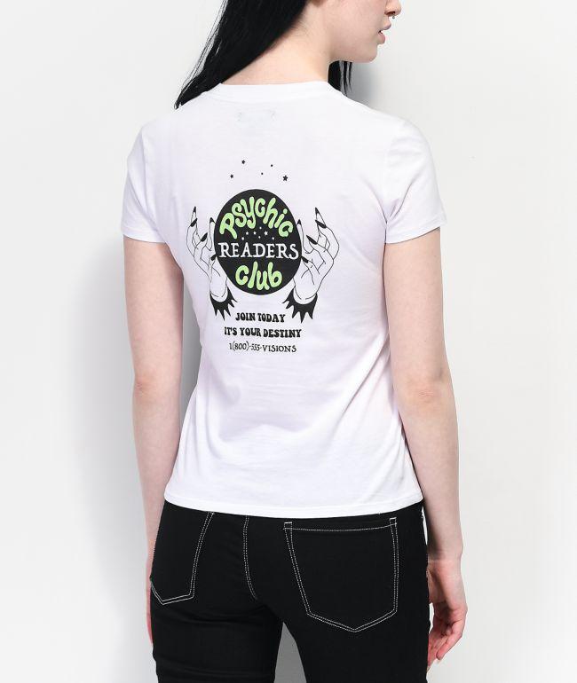 A-Lab Kito Psychic Club White T-Shirt