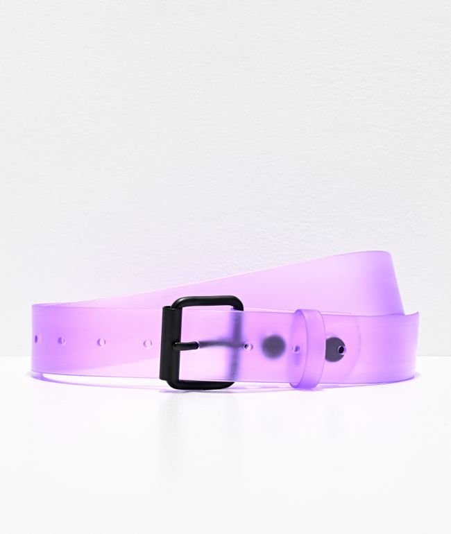 A-Lab Slushy Translucent Purple Belt