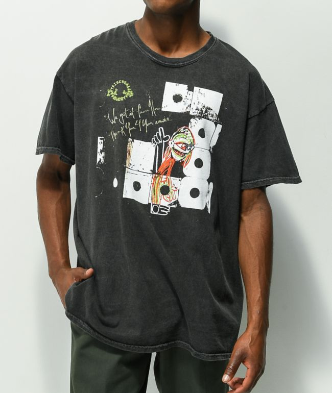 A Tribe Called Quest Got It From Here Black T-Shirt