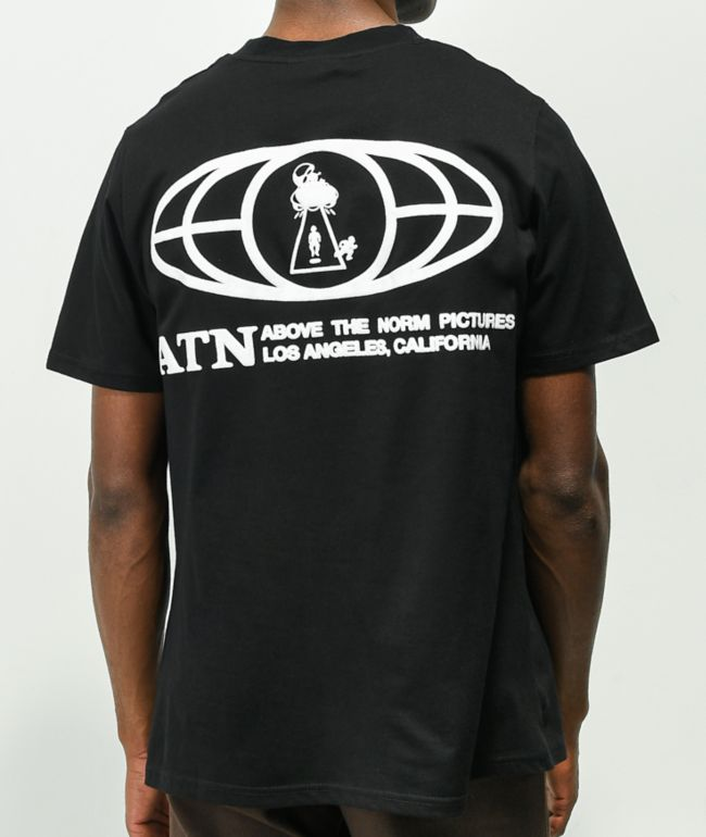 Above The Norm Rated ATN Black T-Shirt