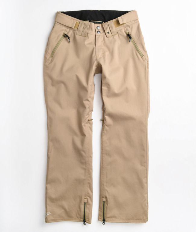 Airblaster Stretch Sandstone 15K Snowboard Pants