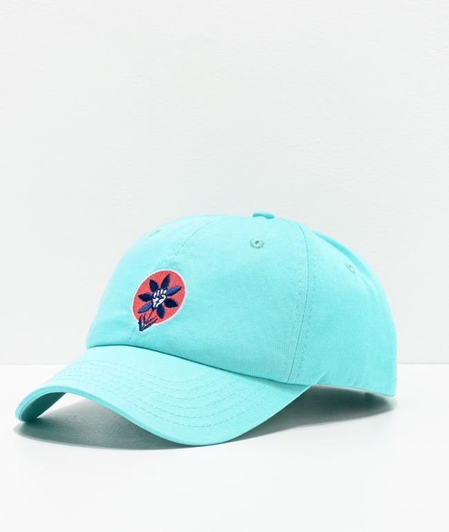 Amplifier Take Back The Power Blue Strapback Hat