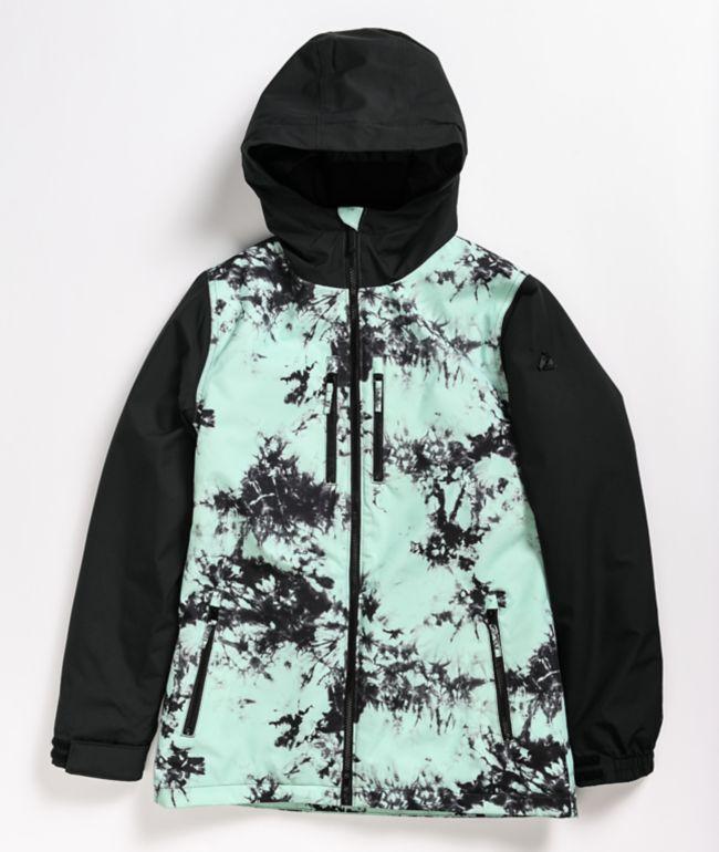 Aperture Jackson Mint 10k Snowboard Jacket