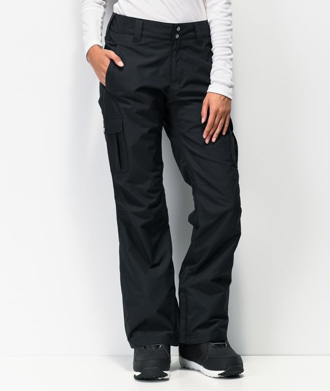 Aperture Verty Black 10K Snowboard Pants 2019