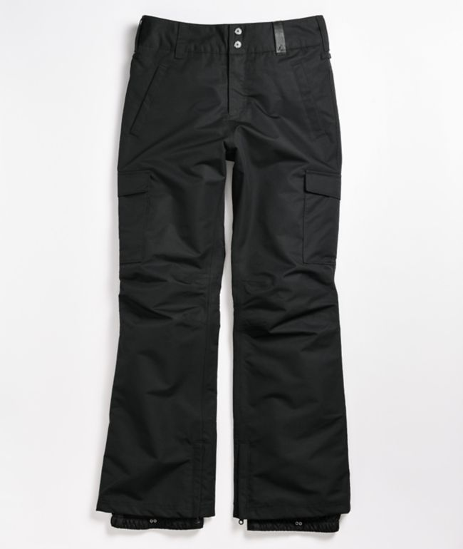 Aperture Verty Black 10k Women's Snowboard Pants