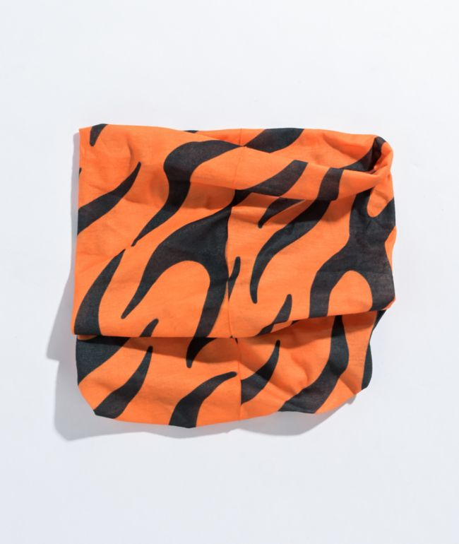 Artist Collective King Tiger Neck Buff