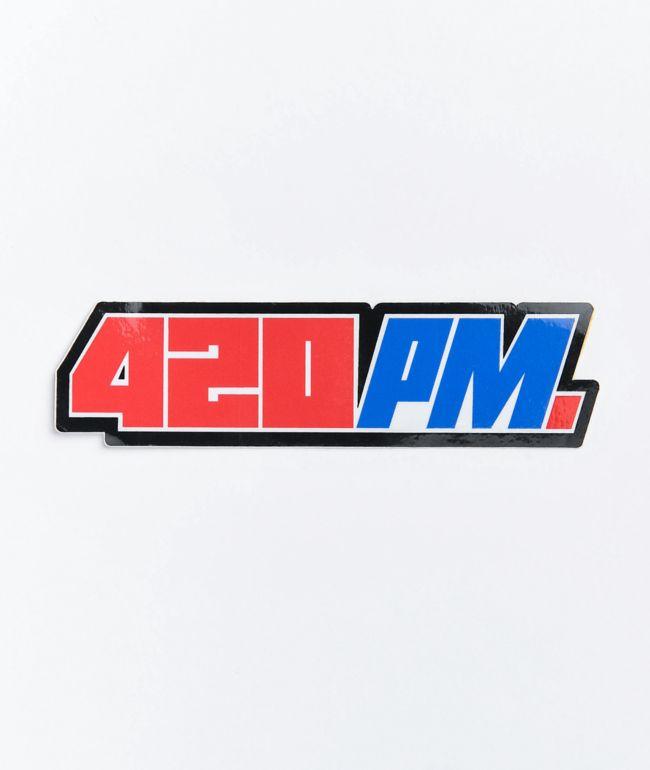 Best 420 PM Sticker