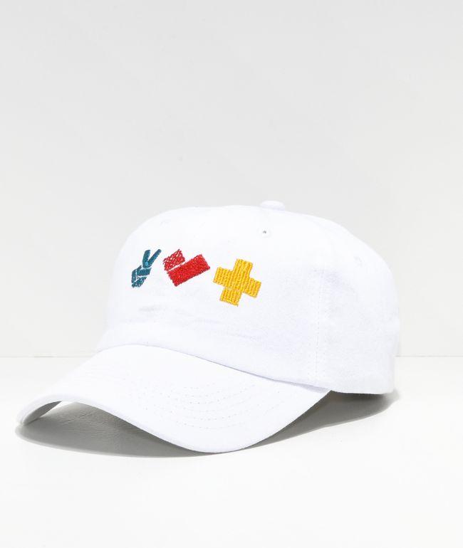 Bobby Tarantino by Logic Peace, Love & Positivity Strapback Hat