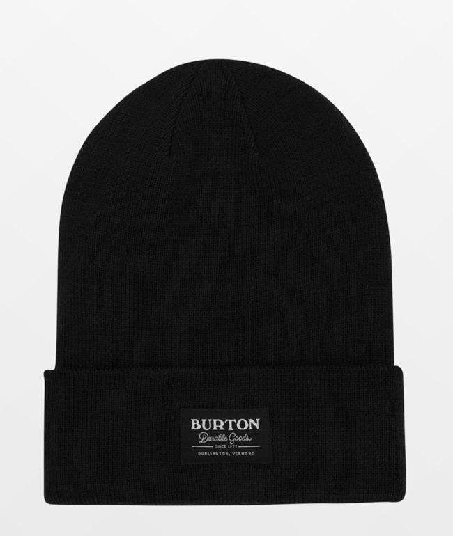 Burton Kactusbunch All Black Beanie