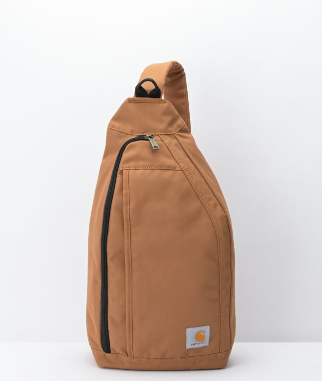 Carhartt Mono Brown Sling Bag