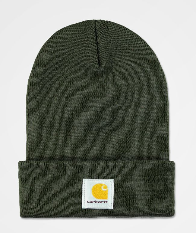 Carhartt Watch Dark Green Beanie