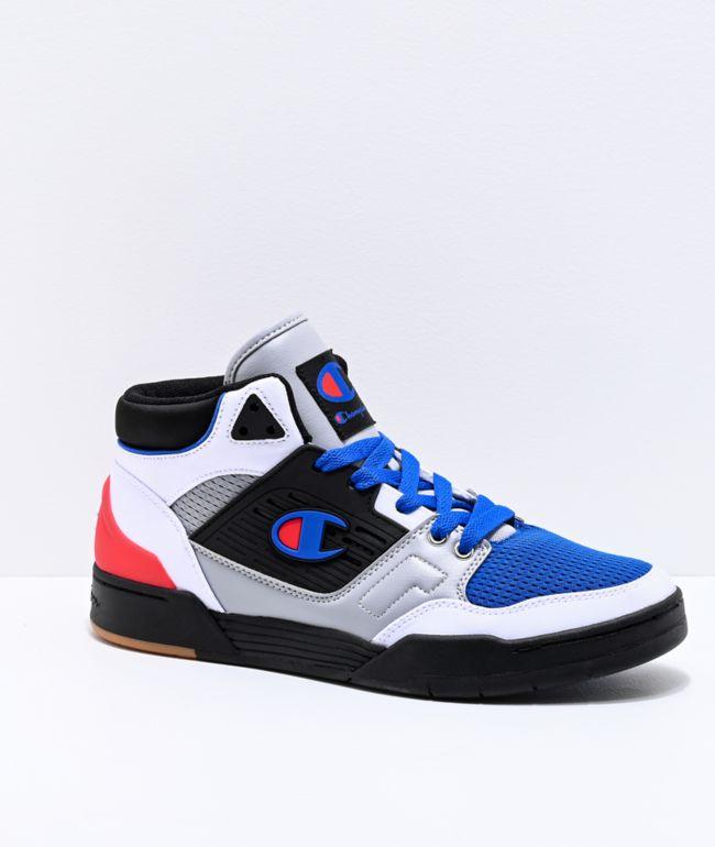 White, Blue \u0026 Red Shoes | Zumiez