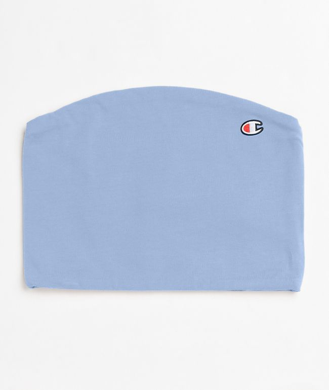 Champion Everyday Wildflower Blue Tube Top