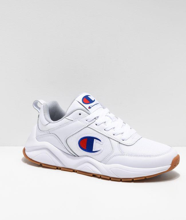 93 Eighteen Classic White Shoes | Zumiez