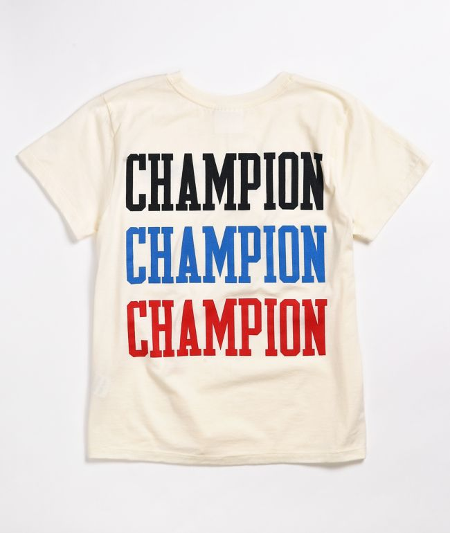Champion Original Chalk White T-Shirt