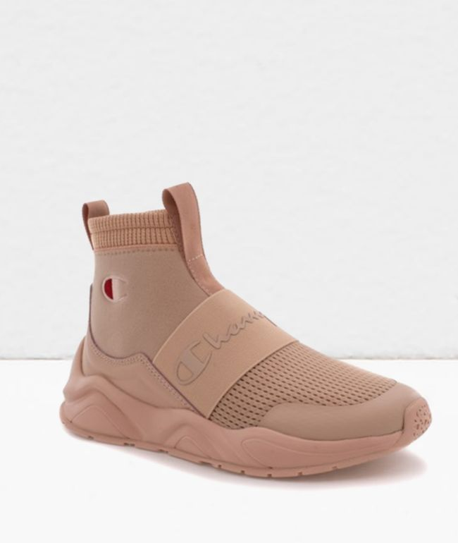 Champion Rally Pro Spice Almond Shoes