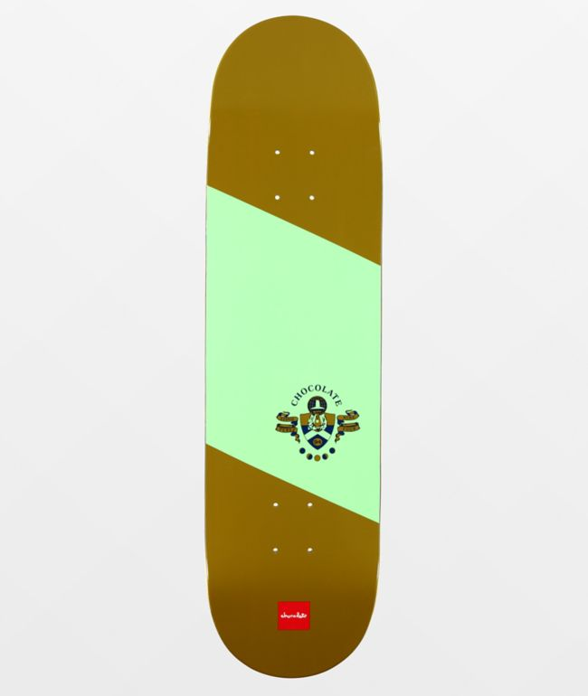"Chocolate Perez Secret Society 8.37"" Skateboard Deck"