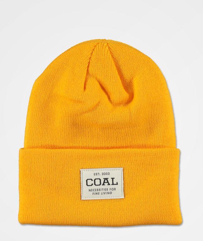 Coal Uniform Golden Rod gorro